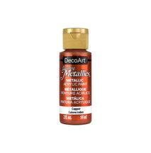 Decoart metallics coppar DA205