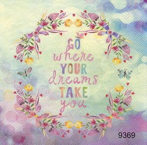 Go whwer yor dreams take you   9369