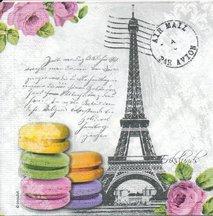 Macarons i Paris