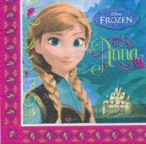Frozen Anna och Elsa olika motiv