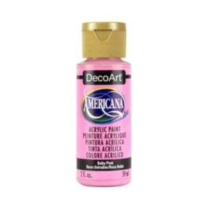 American Acryl färg rosa 59ml DA031