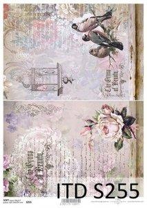 Soft paper A4 S0255