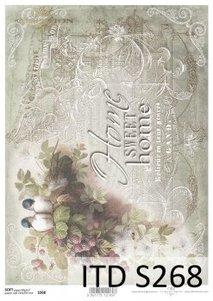 Soft paper A4 S0268