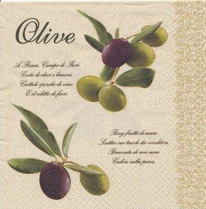 2 olika olivmotiv