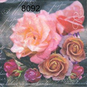 Bland bukett  8092