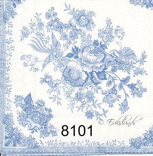 Blå motiv  8101
