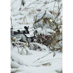 Camouflageset snö