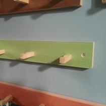 Krokbräda grön 4