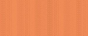Krokbräda orange 2