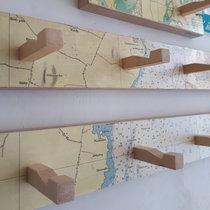 Knoppbräda sjökort