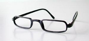 Reading glasses RG-09 black + 2,0