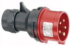 CEE plug 32A 432-6