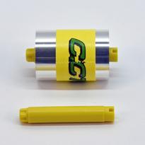 Roll-off film standard Torx 12-pack 31 mm