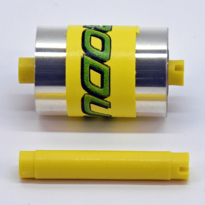 Roll-off film 2-pack 31 mm
