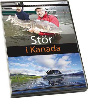 DVD - Stör i Kanada