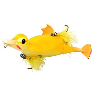 3D Suicide Duck Yellow