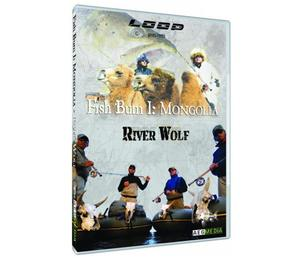 DVD - Fish Bum 1: Mongolia River Wolf