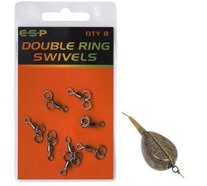 E-S-P Double Ring Swivel