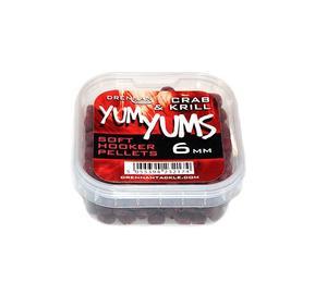Drennan Yum Yum Crab & Krill Pellets 6mm