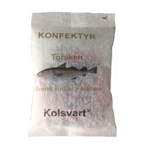 Kolsvart - Torsken - Svarta Vinbär & Hallonsmak