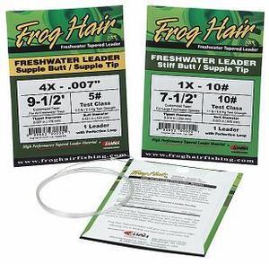 Frog Hair 9,5´  7X