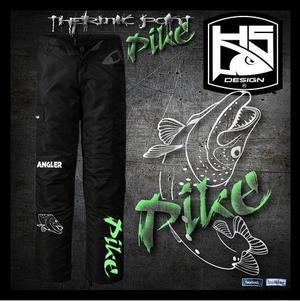Waterproof Pike Angler Pants