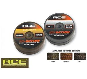 ACE Re-Action Sinking Braid Hooklink