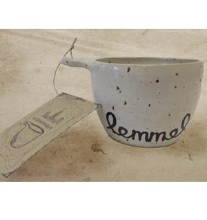 Lemmel Keramikkåsa