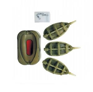 Max Method Feeder Set 20g-25g-30g
