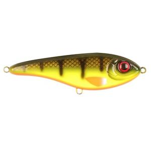 Buster Jerk Shallow Hot Baitfish
