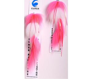 Piketube Pink/White