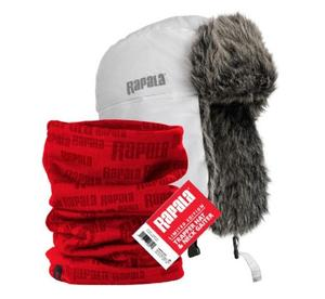 Rapala Trapper Hat + Neck Gaiter