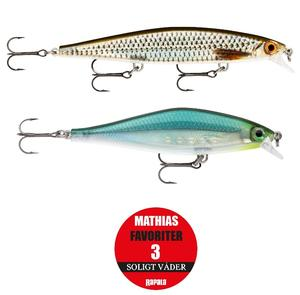"Rapala ""Mathias Holgerssons Favoriter 3"" - Soligt Väder / 2-pack"