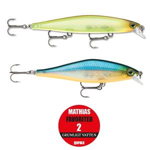 "Rapala ""Mathias Holgerssons Favoriter 2"" - Grumligt Vatten / 2-pack"