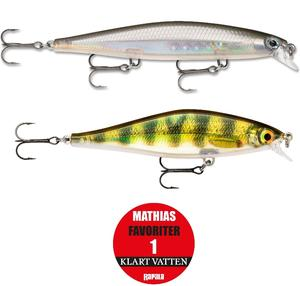 "Rapala ""Mathias Holgerssons Favoriter 1"" - Klart Vatten / 2-pack"