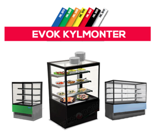 Kylmonter, EVOK240V, EVO
