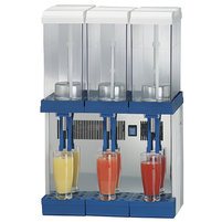 Kall dryckesdipenser, 3x9 Liter