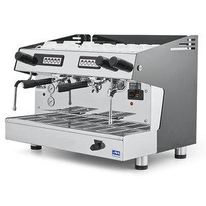 Espressomaskin, automatisk, 9 Liter
