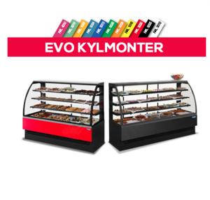 Kylmonter, EVO90V, TECNODOM