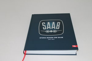 The big book about SAAB