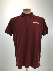 "Polo shirt ""Turbo"" size XL, man"