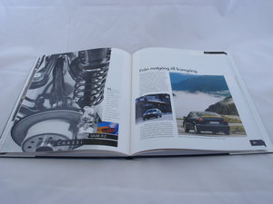 Saab 9-5 Une historie de personalités
