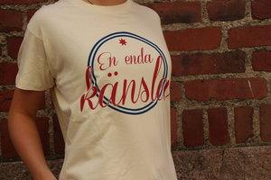 T-shirt, En Enda Känsla