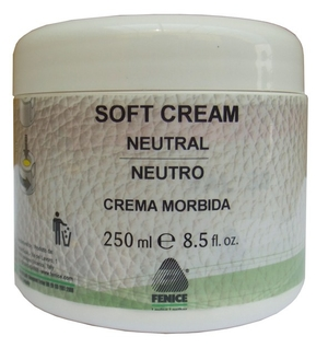 Soft cream - 250 ml.