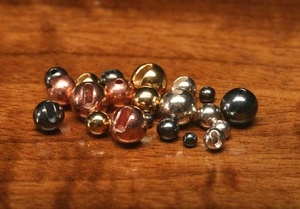 Slotted Tungsten Beads 2,8 mm