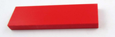 Corian Safety Red 12mm.