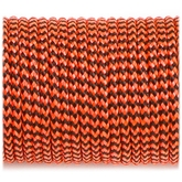 Minicord - Orange Black Wave
