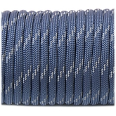 Paracord 550 - Reflective Navy Blue