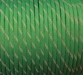 Paracord 550 - Reflective Green