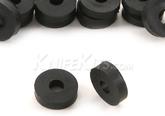 Gummibricka 4,8 mm för kydexmontage 10-pack